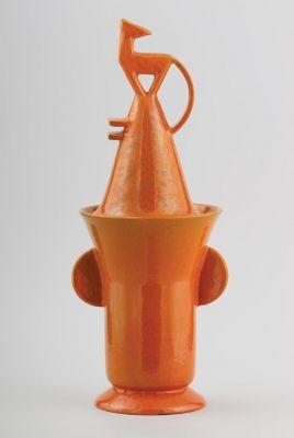 Gorka Géza fedeles váza