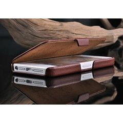 Genuine Leather - Folio Case For iPhone 5 5G /5S for R250.00