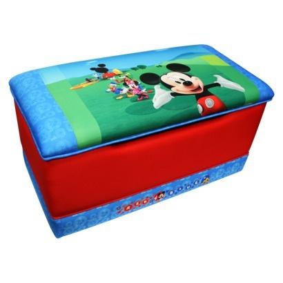 Disney Mickey Mouse Club House Toy Box.