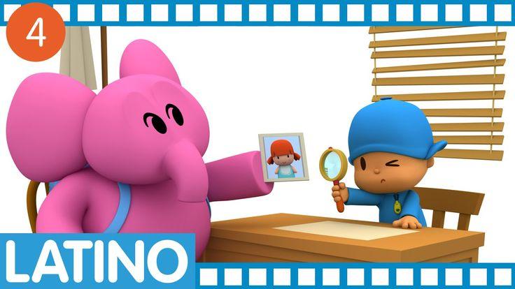 La llave maestra / ¡Adelante, pocoyo! / ¡Sorpresa! / ¿Dónde está Pocoyo? Ep.13-16