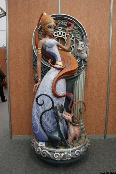 Ninot sección Especial. Falla Exposición - Micer Mascó - Arévalo Baca 2015
