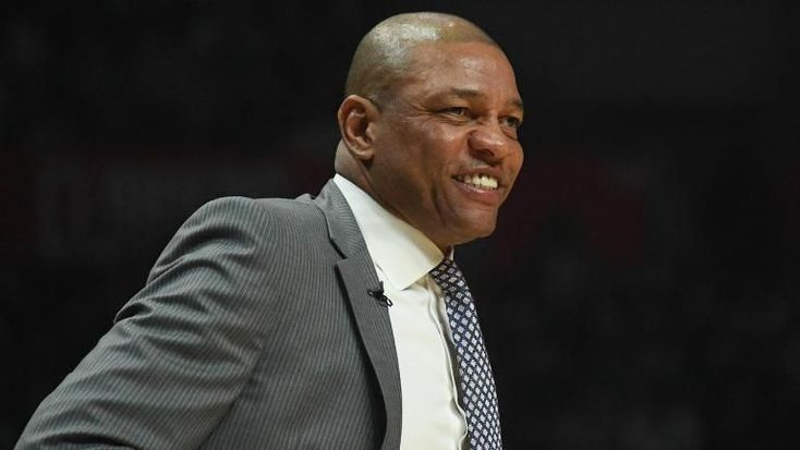 Doc Rivers jokes about Clippers-Rockets rematch: 'We've barricaded all the secret passageways'