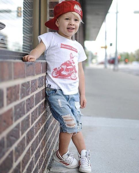df49d3acb6 Boardwalk Shorts – Farm Fresh Denim Toddler Boy Outfits, Toddler Boys, Kids  Outfits,