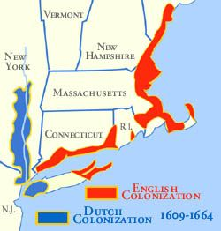 Although the Netherlands only controlled the Hudson River Valley from 1609 until 1664, in that short time, Dutch entrepreneurs established New Netherland, a series of trading posts, towns, and forts up and down the Hudson River that laid the groundwork for towns that still exist today