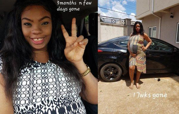 A 25-year-old Nigerian lady identified as Chidimma Offor