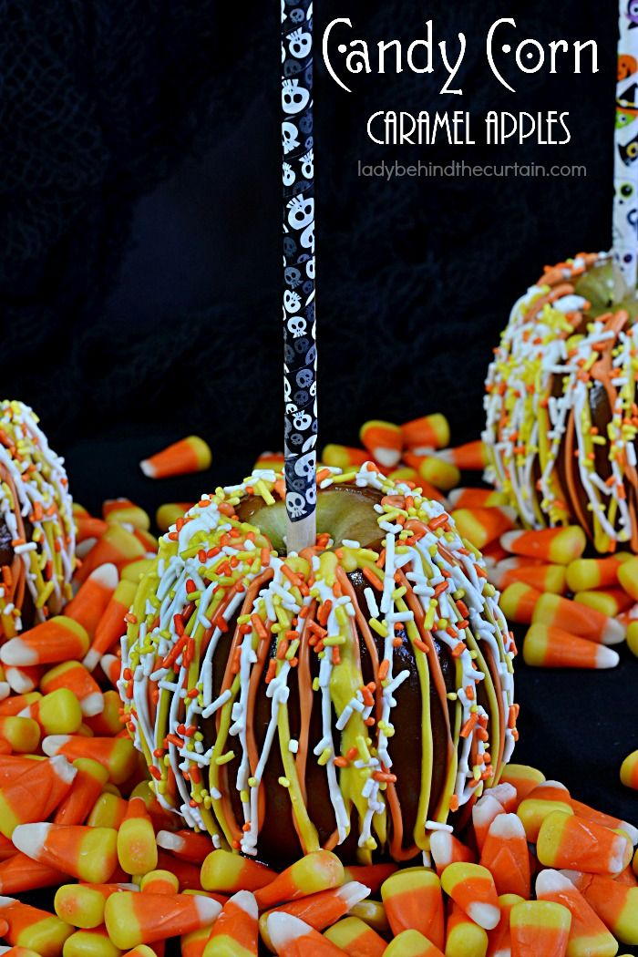 Fall Halloween Candy