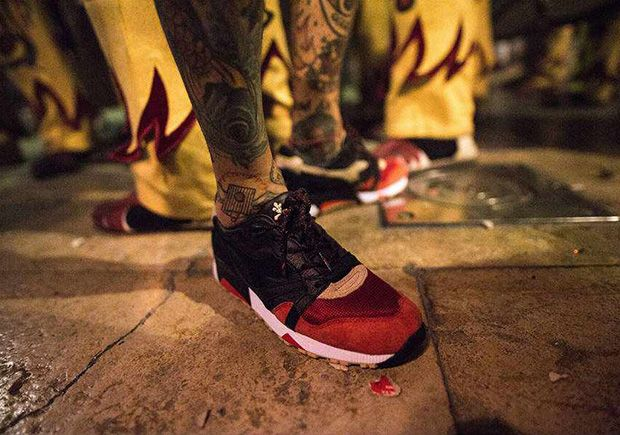 In 2015 Diadora teamed up with Spanish sneaker shop LimitEDitions for a special edition of the N.9000 inspired by Spain's tradition of castells, which are human towers formed at festivals and social gatherings. Now the Italian sneaker brand and LimitEDitions … Continue reading →