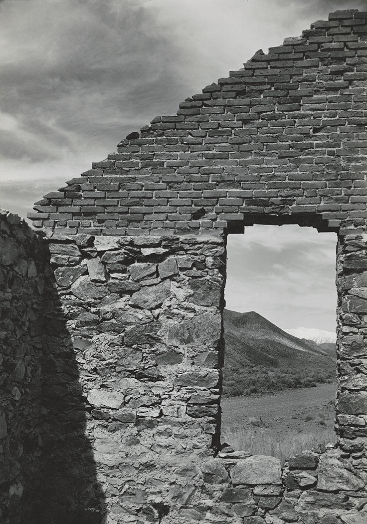 Ruins | Center for Creative Photography Ansel Adams