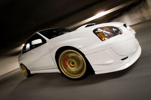 WRX.... I F*****G <3 this car