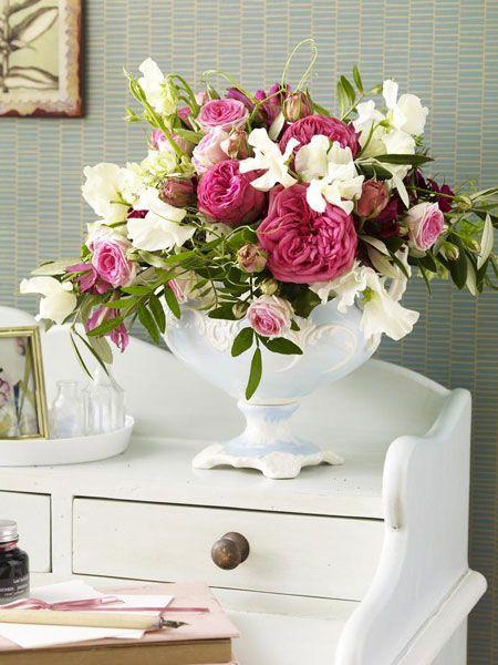 Sommer Blumen-Deko