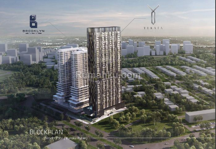 Apartemen Cambio Lofts Alam Sutera , apartement terbaru dibangun oleh Developer ternama asal Singapore ACT Holding, Lokasi Sangat Strategis, Hanya Selangkah dari Mall Alam Sutera, IKEA, Mall Living