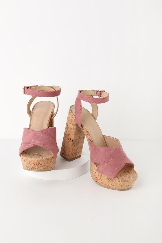 0f0b3e54e4b  EnvyWe  Lulus -  Lulus Alvia Dusty Rose Suede Platform Ankle-Strap Heels