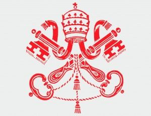 WHat is the meaning of keys in heraldry?