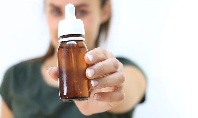 Tonico facial con vitamina C