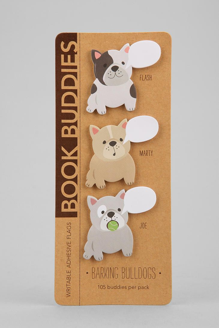 Book Buddies Sticky Notes, Urban Outfitters