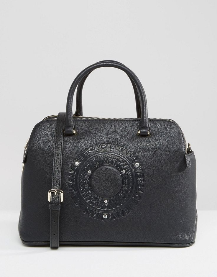 Image 1 of Versace Jeans Double Zip Tote Bag