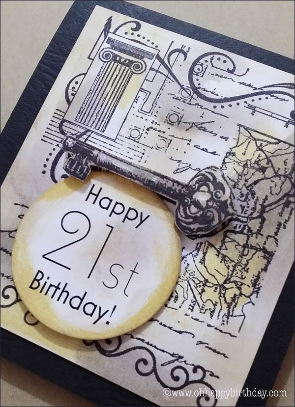 53 best images about Happy Birthday Cards – Words for 21st Birthday Card