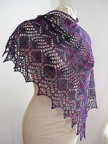 Elegance: Ii Patterns, Check Patterns, Knits Lace, Knits Patterns, Beautiful, Knits Crochet Shawl, Knits Shawl, Art Knits, Crochet Knits