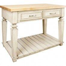 Jeffrey Alexander Kitchen Island