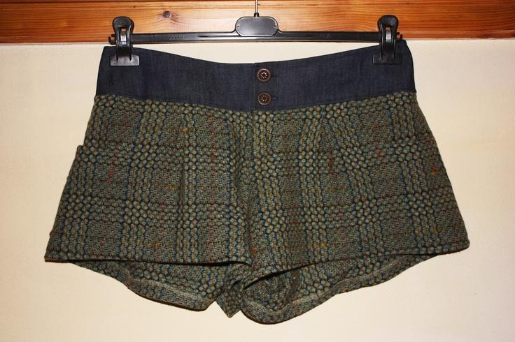 Pantaloncini invernali