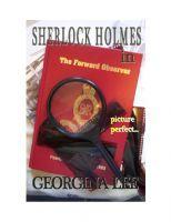 Sherlock Holmes in The Forward Observer, an ebook by Georgina Lee at Smashwords