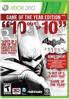 batman arkham city game of year   edition