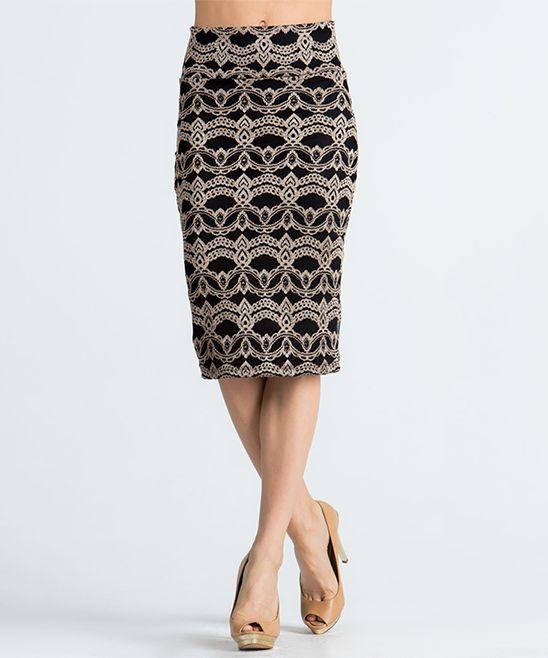 17 best ideas about Gold Pencil Skirt on Pinterest | Making ...