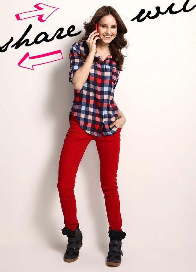 Bigblue Slim fit pantolon Markafoni'de 59,90 TL yerine 39,99 TL! Satın almak için: http://www.markafoni.com/product/3520067/