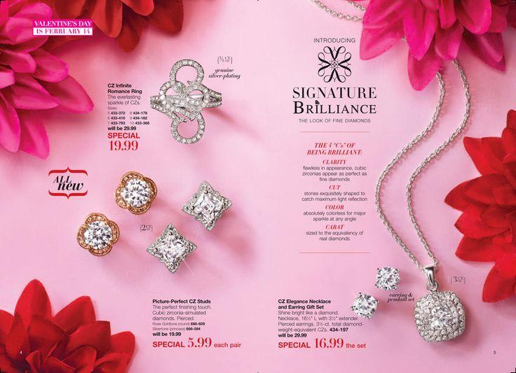 avon campaign 3 brochure online sale prices good through - Valentine Day Jewelry Sales