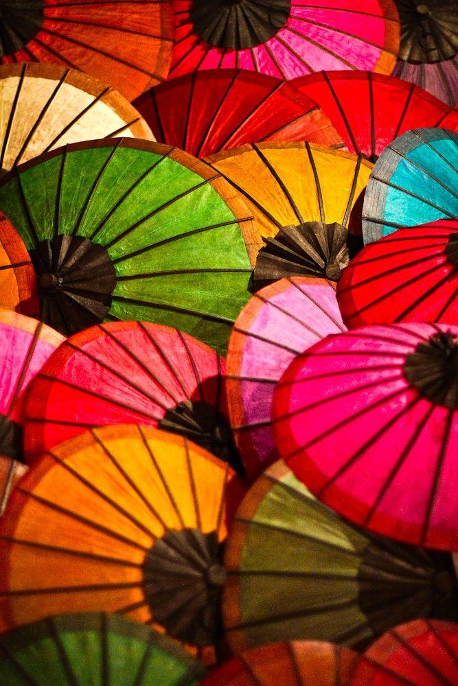Japanese Umbrellas Wagasa Intense Pinterest