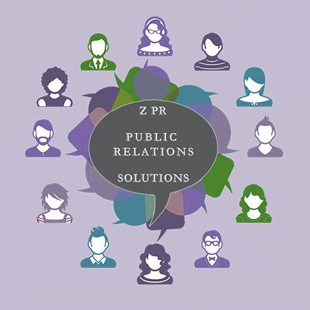 Public Relations and Social Media Management - Z PR