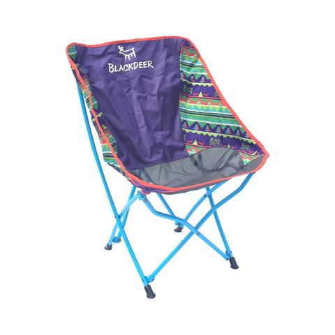 Looking for a pretty foldable chair? The Black Deer Small Foldable Chair is your choice....