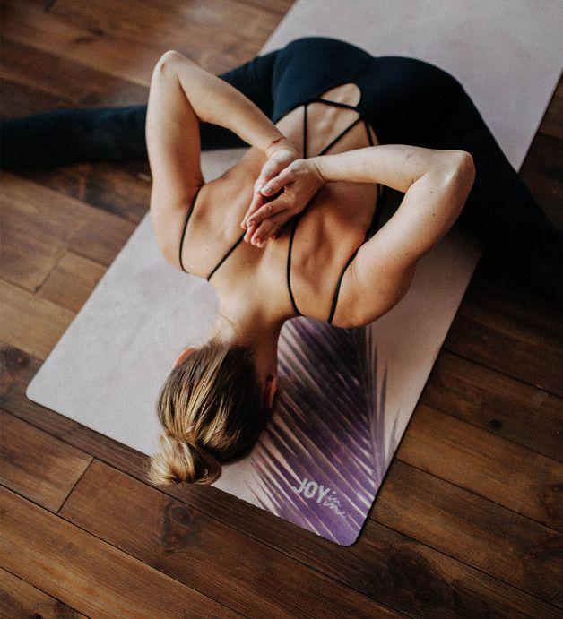 Mata FLOW do jogi - NUDE HARMONY - JOYINME - Joga