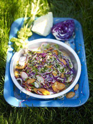 Mexican Salad | Vegetables Recipes | Jamie Oliver Recipes