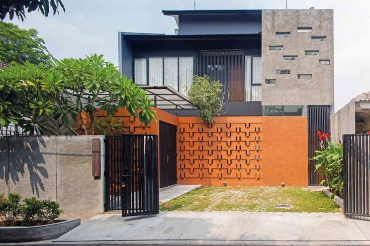 RAW Architecture Designs a Contemporary Residence in Jakarta