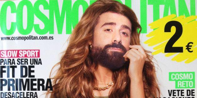 Cómo afrontar... que 'Cosmopolitan' contrate a Jorge Cremades como articulista
