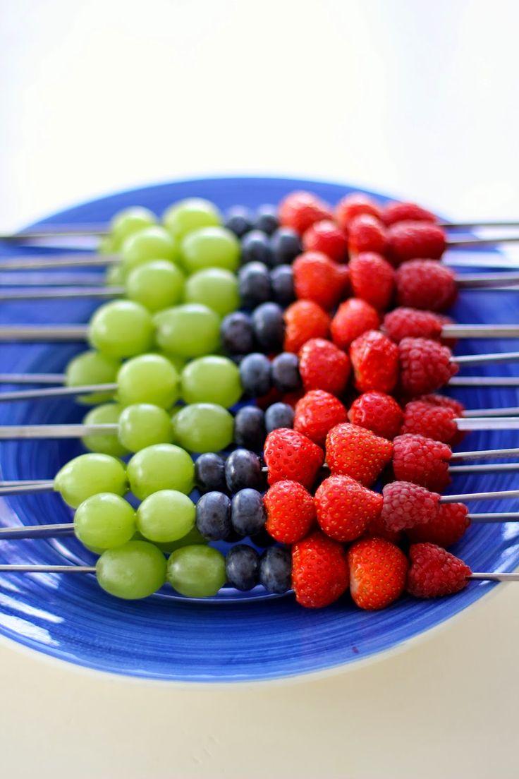 Frukt- och bärspett