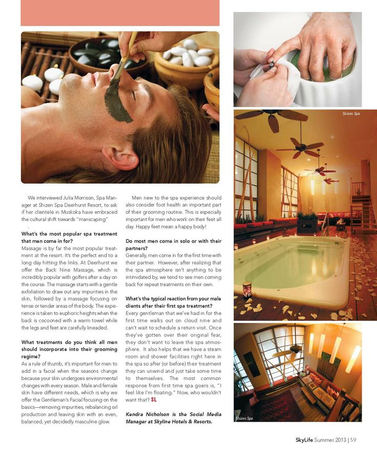 Manscaping continued Skylife Magazine Summer 2013