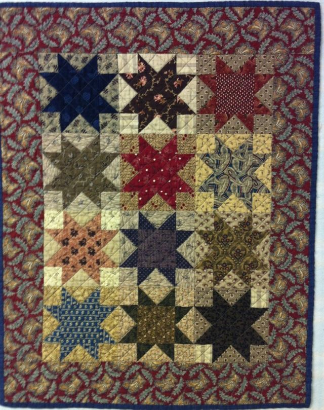 10 best Mini Quilts images on Pinterest : primitive quilts and projects blog - Adamdwight.com