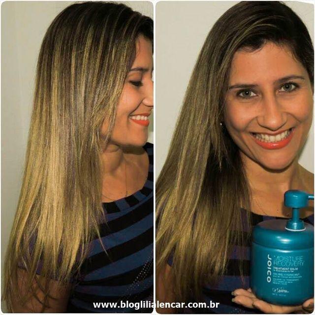 Joico Moisture Recovery Treatment Balm: Seu cabelo merece!