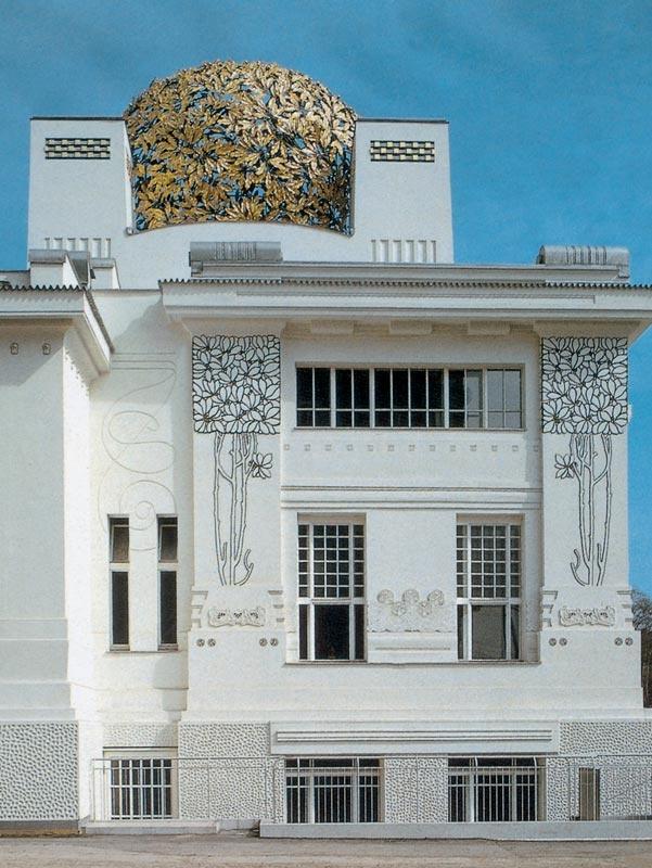Sessecion building- side