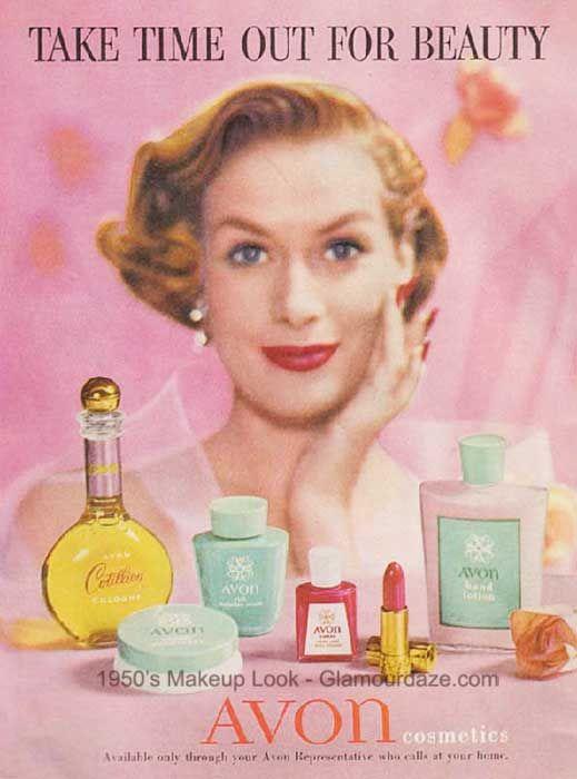 1950s makeup secrets