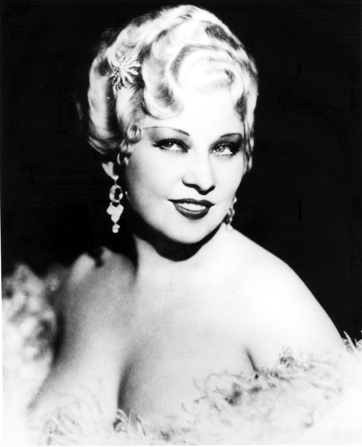 Mae West (August 17, 1893 – November 22, 1980) actress, singer, playwright, screenwriter and sex symbol whose career spanned 7 decades., She made a name for herself in vaudeville and on the stage. She become a comedienne, actress and writer in the motion picture industry.The American Film Institute named West 15th among the greatest female stars of all time. 1 of the more controversial movie stars of her day, West encountered many problems, including censorship.