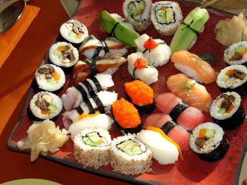 Japanese cuisine - http://www.deliverychef.in/