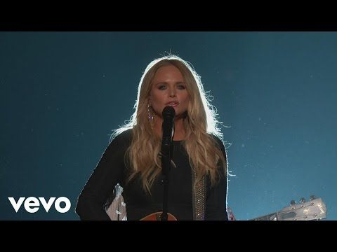 Miranda Lambert  Tin Man (2017 ACM Awards Performance)