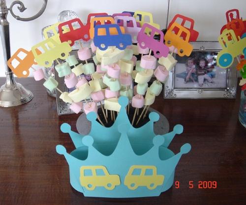 kroon met auto's