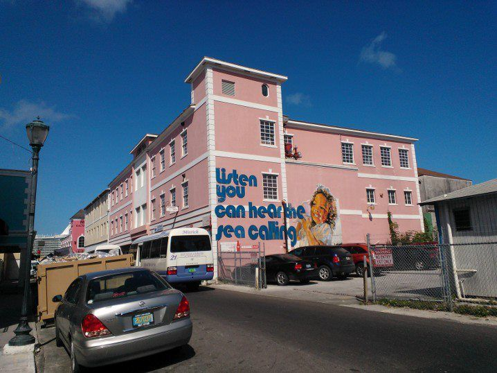 Nassau, Bahama.