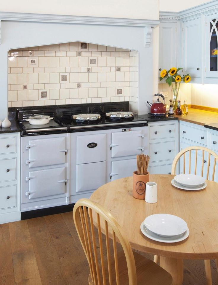 68 best aga appliances images on pinterest dream for Kitchen designs with aga cookers