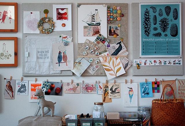 inspiration board by geninne zlatkis