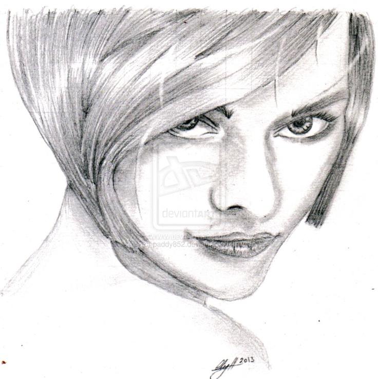 realistic portrait by paddy852.deviantart.com